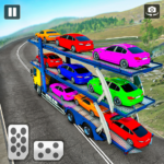 Real Car Transporter Truck – Offroad Driving Games  APK 1.7