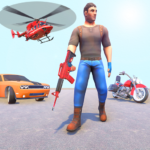 Real Gangster Real Crime: Action & Adventure Games  1.0.7 APK