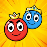 Red and Blue Ball : The Forest  APK 1.0.3