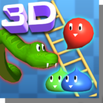 Snakes and Ladders, Slime – 3D Battle  APK 1.53
