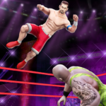 Cage Wrestling Games: Ring Fighting Champions  1.1.9 APK