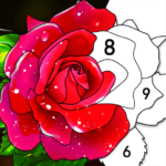 Color by Number: Oil Painting Coloring Book  1.901 APK
