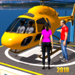 Helicopter Taxi Tourist Transport  APK 3.1.229