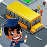 Idle High School Tycoon – Management Game 1.1.1 APK