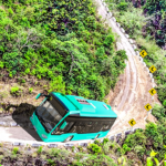 Offroad Mountains Bus Driving Simulator:Coach Game  1.6 APK