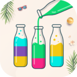 Watery Bottle – Water Color Sort Puzzle Game 1.2.4 APK