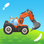 Build a House with Building Trucks! Games for Kids 1.19 APK