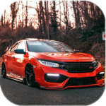 Civic Car Parking And Driving  0.4 APK