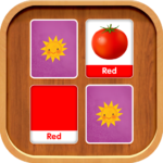 Colors Matching Game for Kids  v1.2.4  APK
