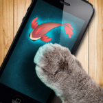 Fish game toy for cats  1.31 APK