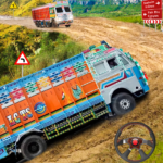 Real Indian Cargo Truck Simulator 2020: Offroad 3D  1.0 APK