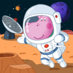Space for kids. Adventure game  1.1.8 APK