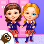 Sweet Baby Girl Cleanup 6 – School Cleaning Game  4.0.20041 APK
