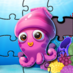Fun Kids Jigsaw Puzzles for Toddlers  1.1.0 APK
