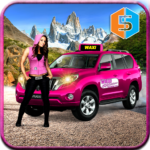New York Taxi Duty Driver: Pink Taxi Games 2018  5.02 APK