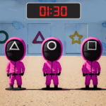 Pink Squad – Run, Stop Game – Red Green Light 0.2  APK